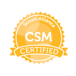 Certified Scrum Master (Scrum Alliance)